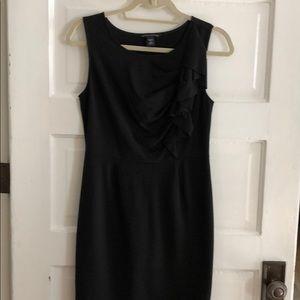 Black sleeveless dress - Banana Republic